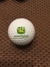 LOGO GOLF BALL-JOHN DEERE WORLD CHAMPIONSHIP........PROV1 BALL...