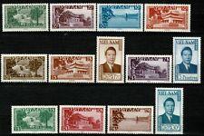 VIETNAM EMPIRE 1951 Série Souverains et sites YT n° 1 à 13 neufs ★★ Luxe /MNH