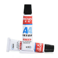 1PC New Super Adhesive Glue Shoes Repair Tube Leather Rubber Strong Bond Fast