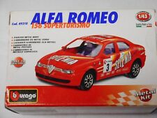 Alfa Romeo 156 Superturismo 1/43 BBurgo Metal Model Kit