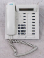 Siemens Optiset E Standard Telefon Systemtelefon Büro Firma Anlage