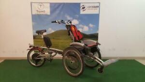 Van Raam Opair Elektrisches Therapie Rollstuhlfahrrad Teilbar!!!