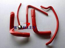 For Holden Commodore VT 5.0L V8 1997-2000 98 99 RED Silicone Radiator Hose Kit
