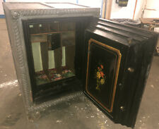 "Antique Late 1800s Macneale and Urban Safe. 31.25""x27""x45"" Tall. 1568LBS"