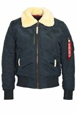 Nylon Zip Collared Coats & Jackets for Men Alpha
