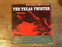 Don Wilkerson LP - The Texas Twister - Riverside RLP 1186