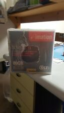 "Imation DLTtape IV nero Watch 80gb/40gb, 1/2"" per back up, NUOVO"