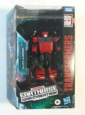Transformers Earthrise War for Cybertron CLIFFJUMPER , New in Box!