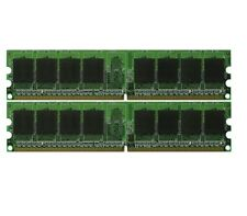 4GB 2X2GB DDR2 PC2-5300 667MHz pc5300 Desktop Memory for Dell Dimension E310