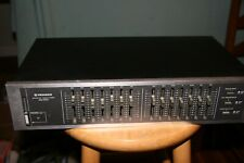 PIONEER SG-550 GRAPHIC EQUALIZER GOOD WORKING CONDITION