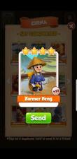 coin master rare card farmer feng