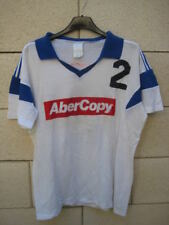 VINTAGE Maillot handball porté ADIDAS worn shirt 80'S L