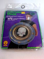 Inflatable Shield Plastic Safety Weapon Costume Accessory Halloween Cosplay