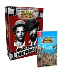 BUD SPENCER AND TERENCE HILL SLAPS AND BEANS 1500 SWITCH OLDSCHOOL HERO ED. VORB
