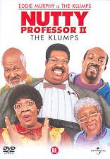 NUTTY PROFESSOR 2 - THE KLUMPS - DVD SEALED - EDDIE MURPHY - JANET JACKSON
