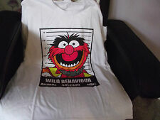 Camiseta para hombre The Muppets Animal salvaje comportamiento Talla XL