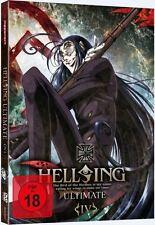Hellsing Ultimate OVA Vol. 4 DVD-Edition