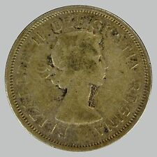 1962 25C Canada 25 Cents