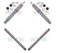 Hummer H2 2003-2007 Front and Rear Shock Absorbers Suspension Kit KYB Gas A Just