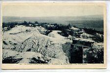 CP 02 AISNE - Plateau de Craonne - Abri blindé - Ruines Grande Guerre