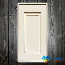 Solid Wood Rta Cabinets Sample Door, Wood Kitchen Cabinets, Color: Antique Pearl