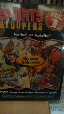 Sports Bloopers Vol.1 Baseball and Basketball DVD