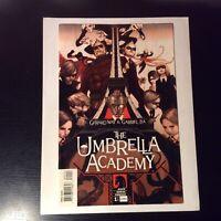 The Umbrella Academy: Apocalypse Suite #1 Dark Horse Comics