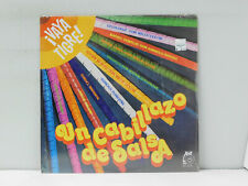 Various Artists salsa latin LP  Vaya Tigre! Un Cabillazo De Salsa GM Sealed