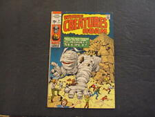 Where Creatures Roam #8 Sep 1971 Bronze Age Marvel Comics  ID:51224