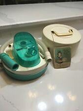 Vintage HANKSCRAFT Facial Beauty Bath Portable VAPOR MIST VAPORIZER - Rare 800