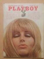 Vintage December 1969 Playboy Christmas Issue -with Joe Namath Interview! VG-EX!