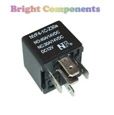 12V Standard Automotive Relay - 5 Pin - NO/NC Changeover - 1st CLASS POST