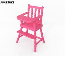 Mini Doll Accessories Dinning Chair for Kelly Doll 1/12 Doll House Fashion Toy