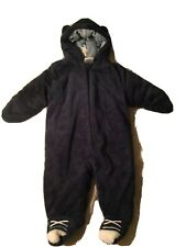 LITTLE WONDERS BOYS SNOWSUIT PRAM INFANT SIZE 6-9 MONTHS BRAND NEW WITH TAGS!