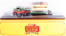 """DIE CAST MODEL CIRCO """"Scammell Contractor & Load Pat Collins""""  1/76 ATLAS (108)"""
