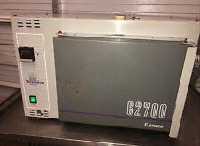 Barnstead International Thermolyne Type 62700 Furnace Shows Error Code Hhhh251