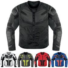 Blousons taille en nylon coude pour motocyclette