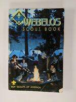 Vintage Webelos Cub Scout Handbook 1995 Boy Scouts of America BSA Book