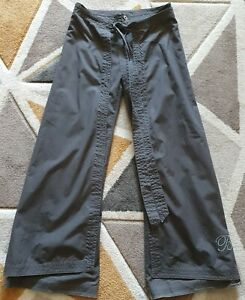 Bench Wrap Around Trousers Size 28 (10/12) Sits on Hips Grey Colour