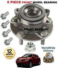 para Nissan Juke 1.5 1.6i 1.6 Turbo 2010- > En Adelante Kit de rodamiento Cubo