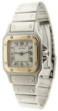 Mint Ladies Cartier Santos Galbee 18K Yellow Gold/SS 24mm Watch