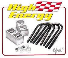 """High Energy Lowering Blocks 2"""" (50mm) Suit Valiant Mopar Chrysler HELB15-2"""