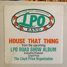 """[SOUL/FUNK]~SEALED 12""""~LLOYD PRICE~House That Thing~[x3 Mix]~I'm Coming Back~"""