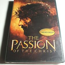 The Passion of the Christ (Dvd, 2004, Widescreen, Drama) New & Sealed