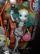Monster High Puppe Barbie *Lagoona Blue* Schüler-Graustausch * von Mattel CDC37