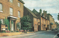 Rare Vintage Scenic Postcard The Cotswold House Hotel, Glos. England (Sep 1972)