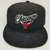 Chicago Bulls Hat 2017 2018 Artist Series SGA - Brand New - NBA Basketball Snap