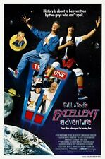 "Bill And Teds Excellent Adventure Movie Poster Mini 11""X17"""