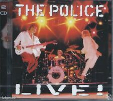 The POLICE Live ! 2 CD Neuf sous cellophane