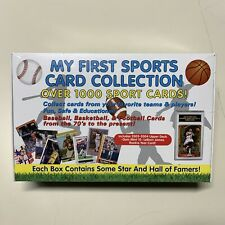 Sports Card Collection 1000+ cards W/ 2003/04 Lebron James Rookie Gem Mint 10